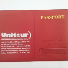 Vỏ bìa đựng hộ chiếu